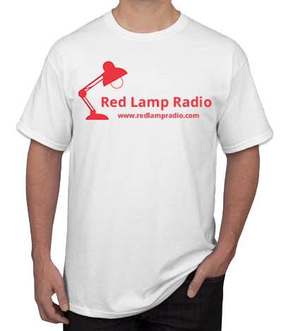 Red Lamp Radio T-Shirt (Coming Soon)
