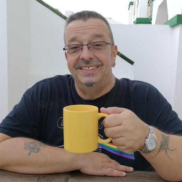 Craig Dean - Red Lamp Radio founder and presenter