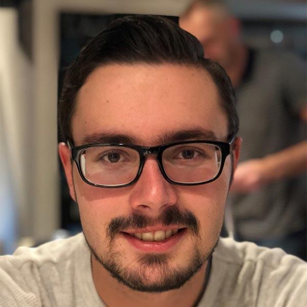 Jack Wardle - Red Lamp Radio social media manager