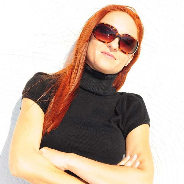 Mamen Sanchez - Red Lamp Radio guest presenter